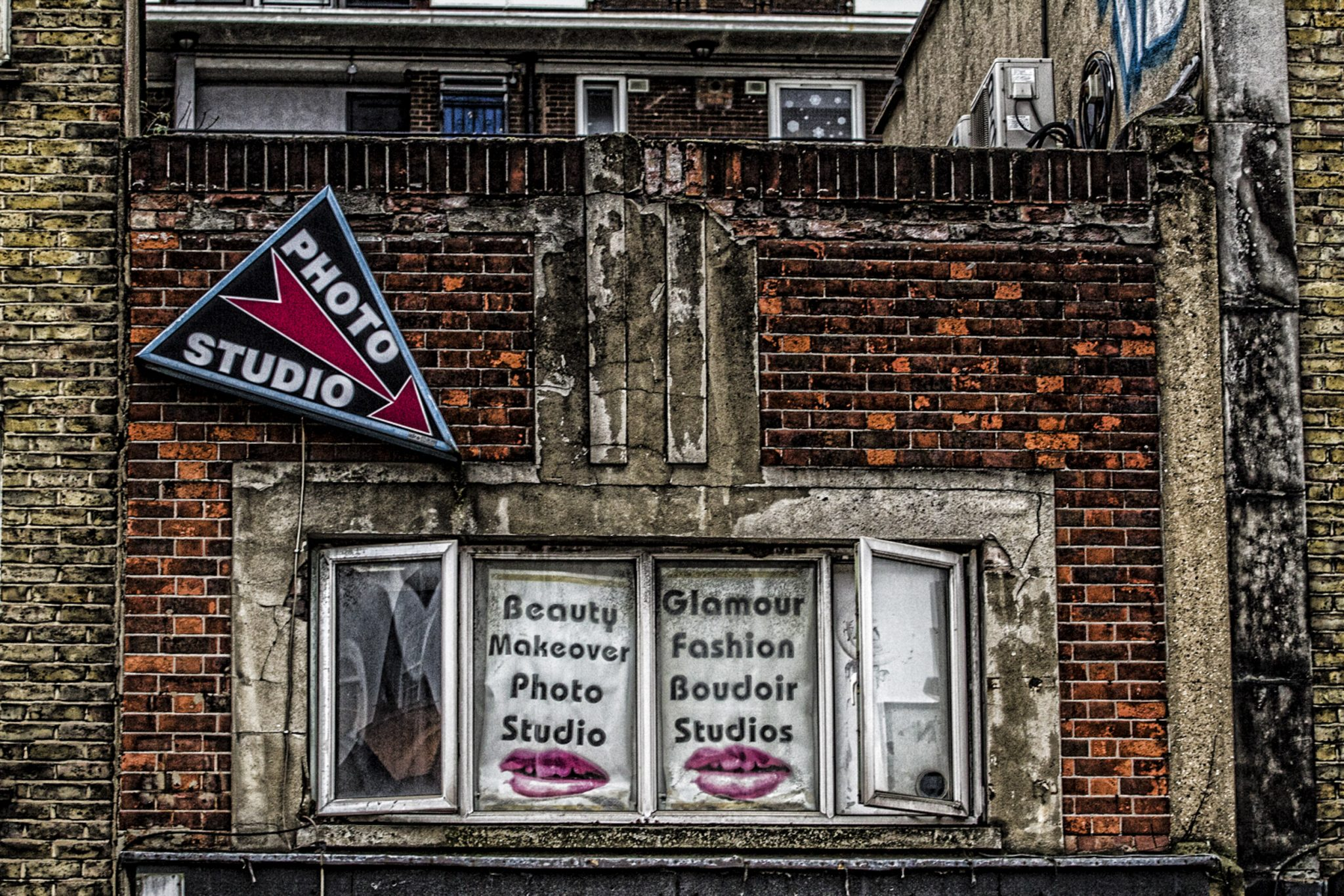 Classy Photo Studio, Camden Town.
